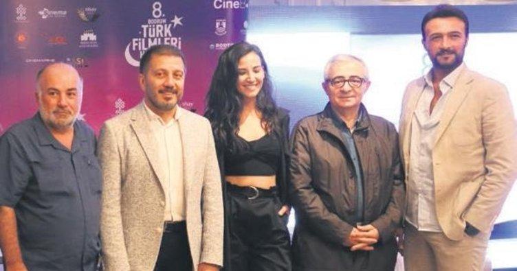 8. Bodrum Türk Filmleri Haftası başlıyor