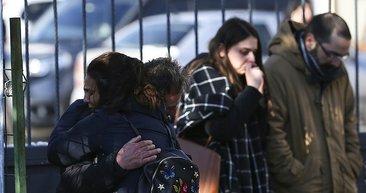 Ankara'daki tren kazasında tarifsiz acı!