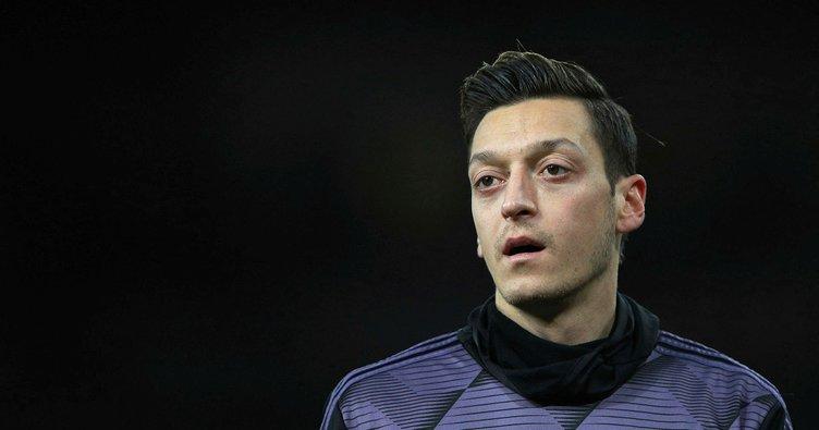 Mesut Özil'e Premier Lig şoku!