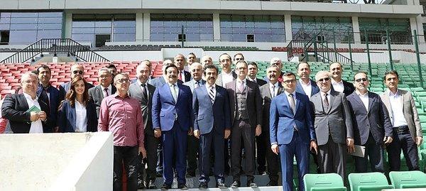 Diyarbakır Stadyumu Türkiye Kupası finaline hazırlanıyor