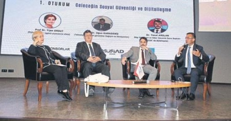 SGK'dan sosyal güvenlik paneli