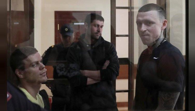 Manken Ekaterina Bobkova'dan futbolcular Aleksandr Kokorin ile Pavel Mamaev'e cinayete teşebbüs suçlaması