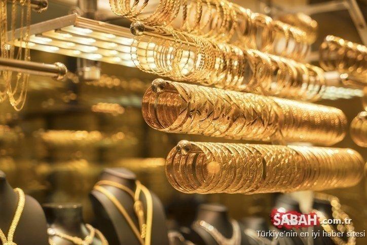 Altın fiyatları son dakika hareketlilik: 1 Kasım 2020 Bugün Gram, tam, yarım, 22 ayar bilezik ve çeyrek altın fiyatları ne kadar oldu? Canlı ve güncel rakamlar!