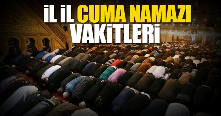 İstanbul'da Cuma namazı saat kaçta? - Ankara ve il il 3 Ekim Cuma namazı saatleri
