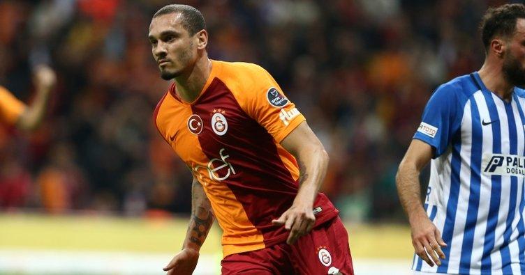Galatasaray, Maicon transferini KAP'a bildirdi