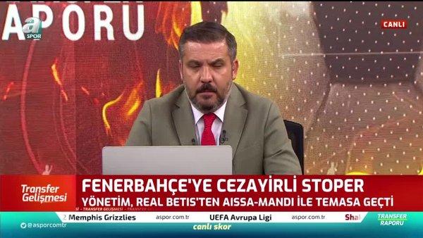 Fenerbahçe'ye Cezayirli savunmacı