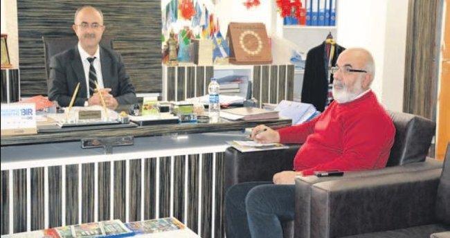 Bünyan'ın çehresini değiştiren yatırımlar