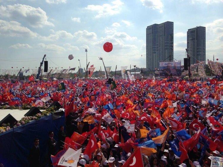 AK Parti Kazlıçeşme Mitingi (16 Haziran 2013)
