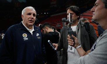 Zeljko Obradovic'ten Fenerbahçe taraftarına müjde! Nikola Kalinic ve Jan Vesely...