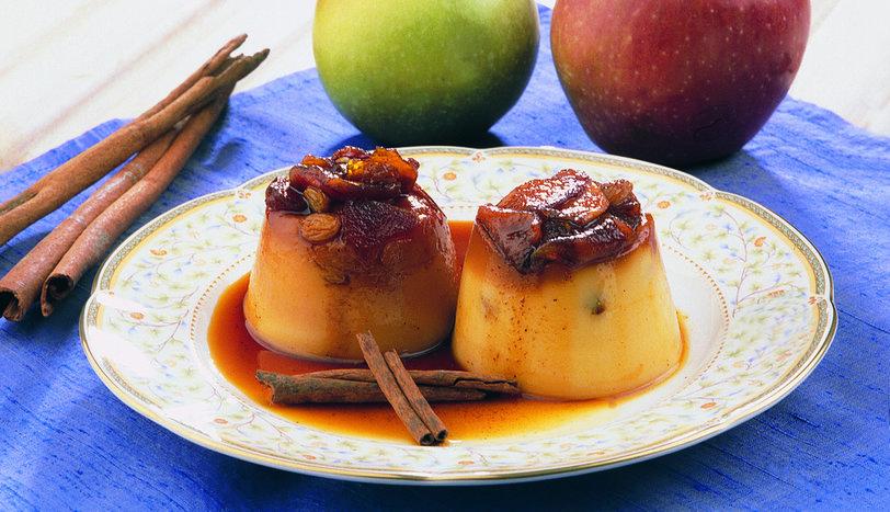 Elmalı Krem Karamel