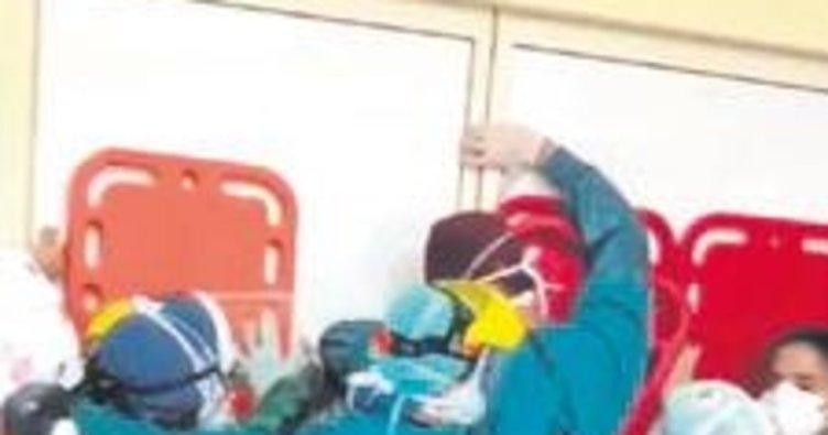 Hastanede sağlık çalışanlarına yönelik saldırıda 5 sanığa dava