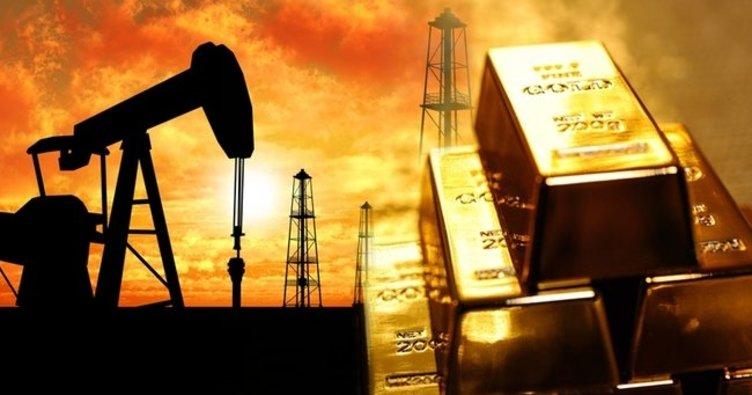 Petrol ve altın haftaya nasıl başladı?