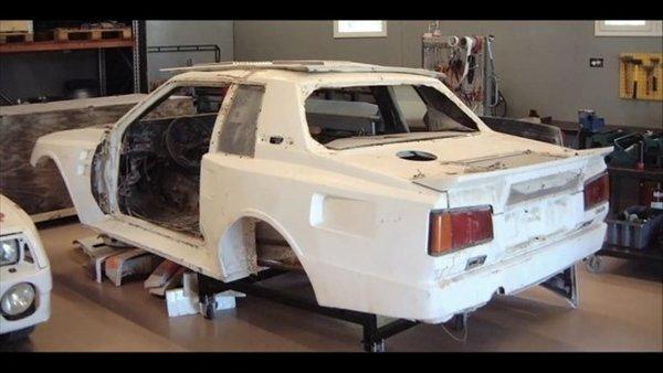 1984 model otomobilin değişimi