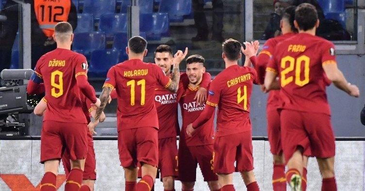 Roma 1 - 0 Gent MAÇ SONUCU