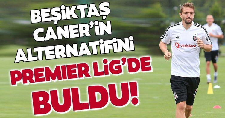 Beşiktaş'tan sürpriz transfer harekatı! Caner Erkin'in alternatifi bulundu