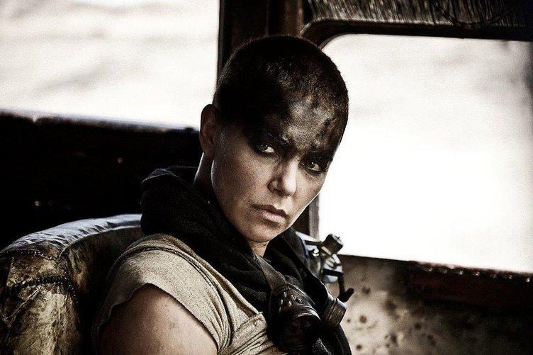 Mad Max: Fury Road filminden kareler