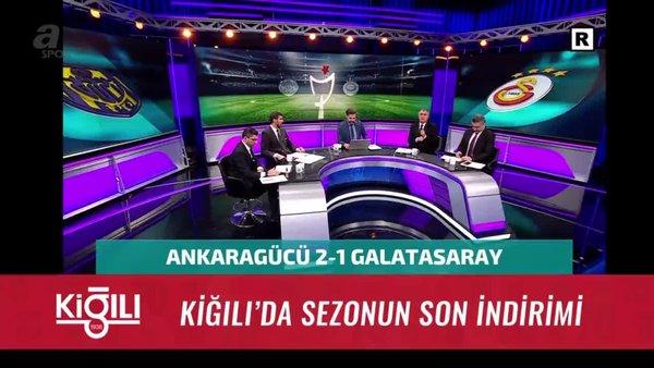 Ankaragücü'nün Galatasaray maçında kazandığı penaltıda karar doğru mu?