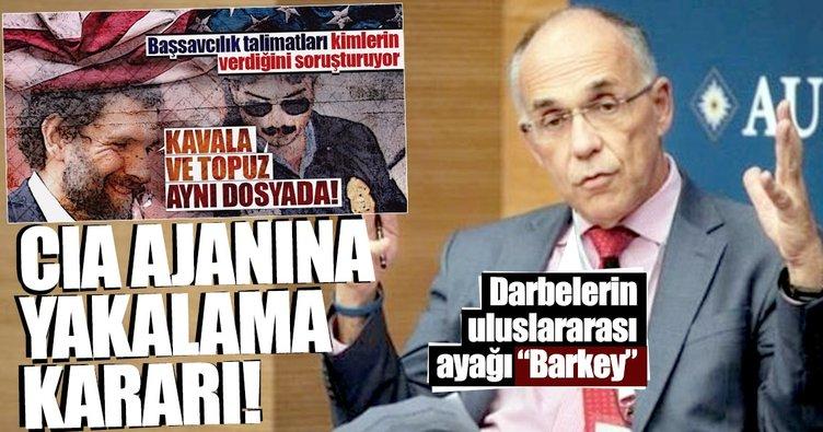 Darbeci CIA ajanı Henri Barkey'e yakalama kararı