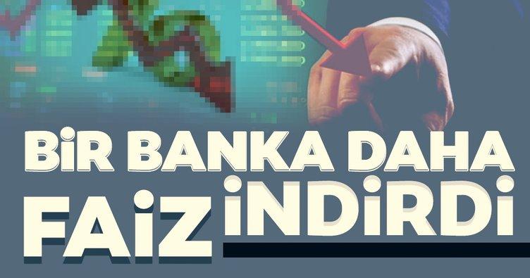 Halkbank'tan son dakika faiz indirimi müjdesi!