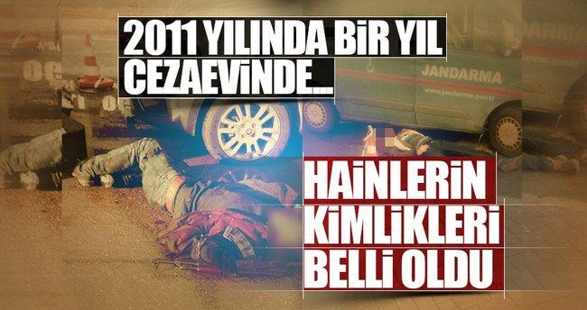 İzmir Adliyesi'ne saldıran hainlerin kimlikleri belli oldu