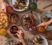 29. günü iftar menüsü!