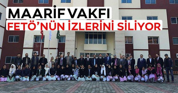 Türkiye Maarif Vakfı FETÖ izlerini siliyor