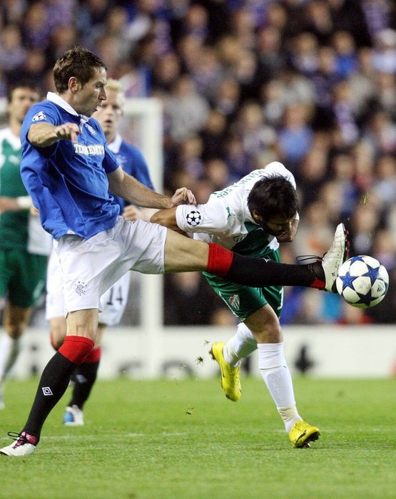 Glasgow Rangers - Bursaspor