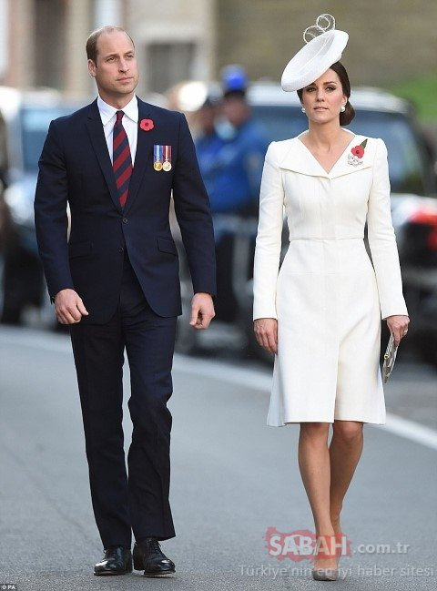 Kraliyet gelini Kate Middleton'ın bu sırrı şaşırttı! Saat 18:00'dan sonra...