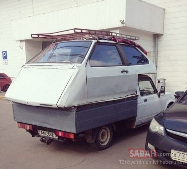 Tasarım sınırlarını zorlayan otomobiller!