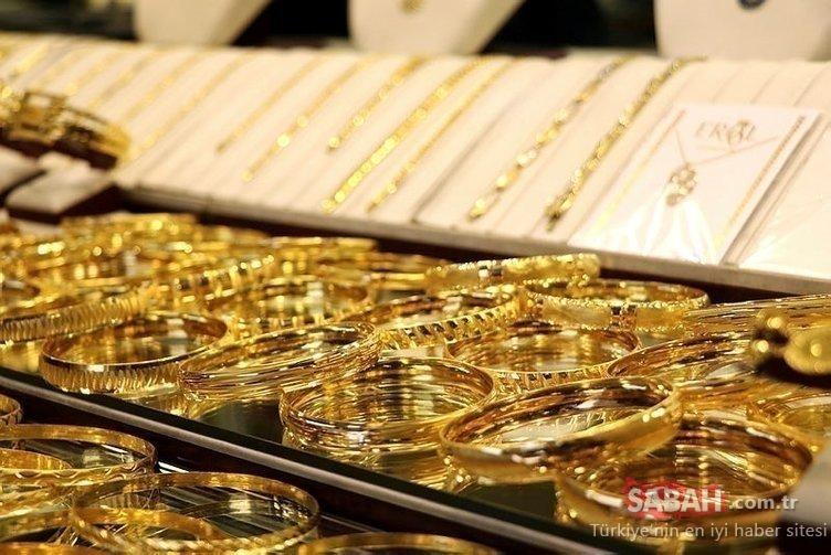 Son dakika: Altın fiyatları ne kadar? 27 Ekim Bugün Gram, tam, yarım, 22 ayar bilezik ve çeyrek altın fiyatları ne kadar oldu? Canlı ve güncel rakamlar