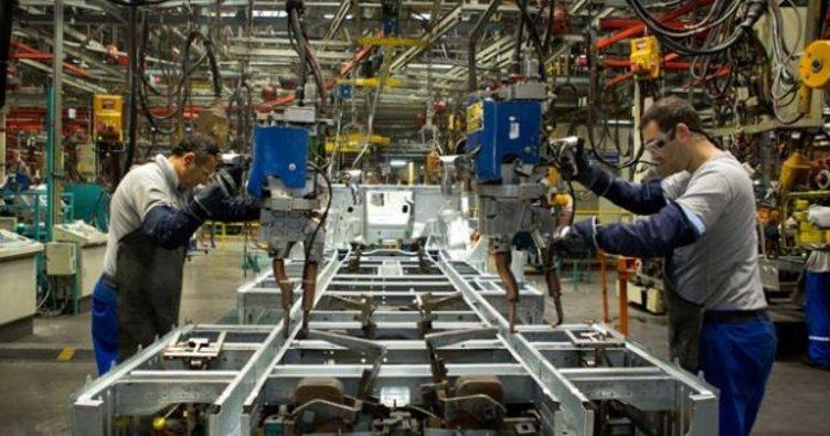 AB'de sanayi üretimi kasımda yüzde 2,3 arttı