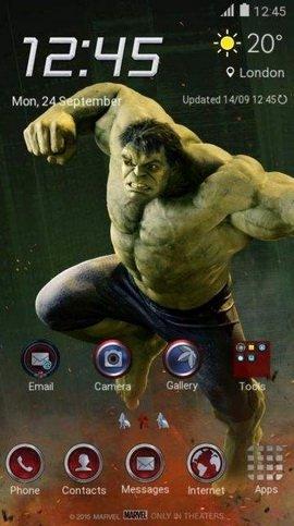 En iyi Samsung Galaxy S6 Temaları