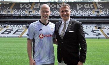Beşiktaş, Avrupa altyapısını Fabian Ernst'e emanet etti