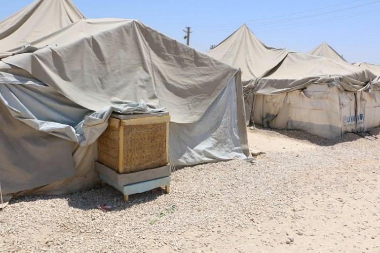 Suriyeli mucitten klima!