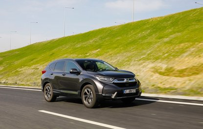Test - Honda CR-V 1.5 Executive+
