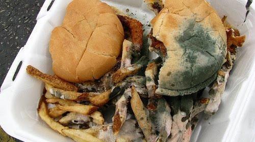 Küflü gıdaların karaciğerinize verdiği zararı bilseniz…