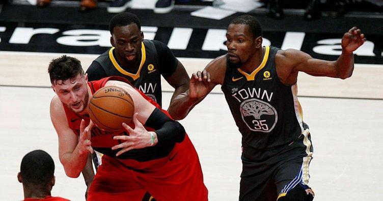 Düelloyu Durant, maçı Trail Blazers kazandı