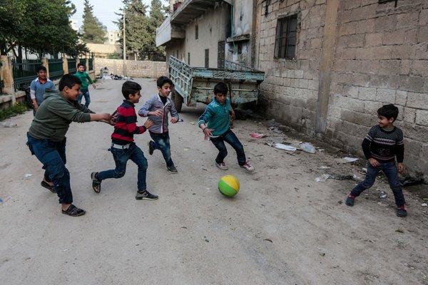 Sonunda Afrin'e bahar geldi
