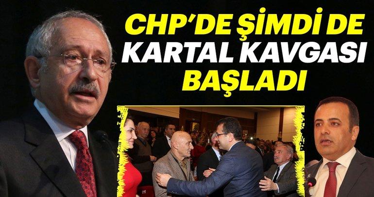 CHP'de şimdi de Kartal kavgası başladı