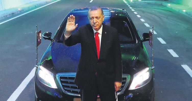 Türkiye'nin en uzun tüneli