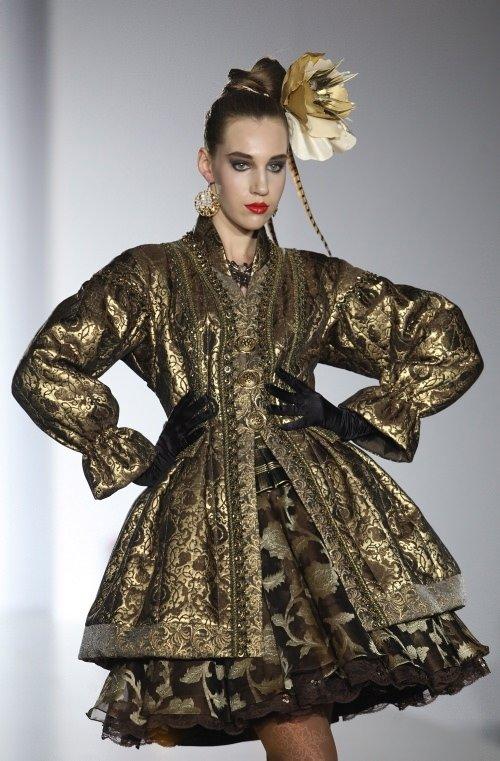 Rusya'da moda haftası