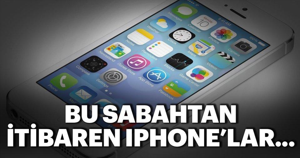 Apple iOS 12.1.1 güncellemesini yayınladı! iOS 12.1.1'deki yenilikler nedir?