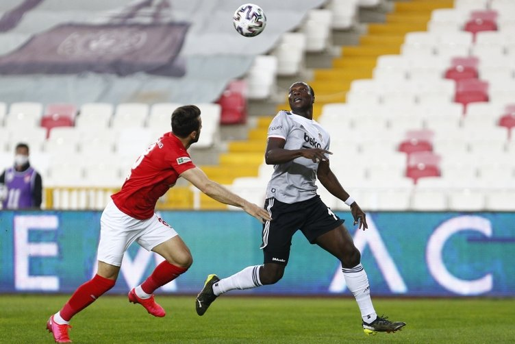 Beşiktaş'tan şaşırtan performans! Herkes bunu konuşuyor