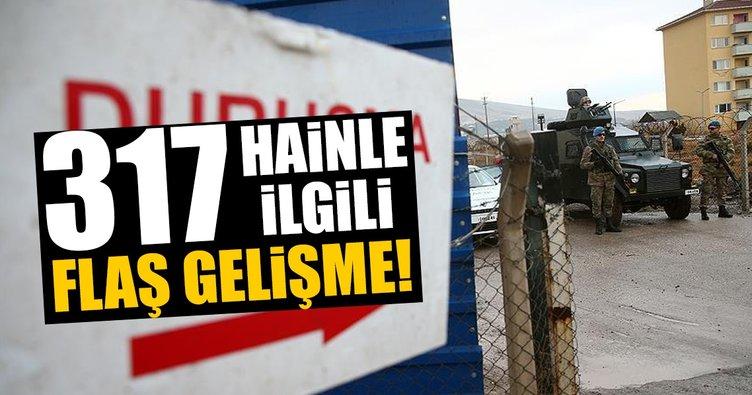 Jandarma Okullarındaki 317 sanıklı FETÖ darbe girişimi davası başladı