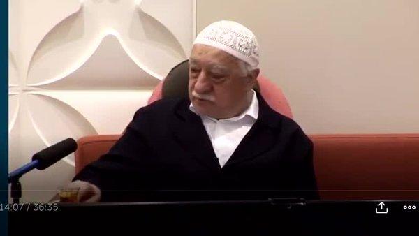 FETÖ lideri Gülen içtiği çayın artığını örgüt üyesi Enes Kanter'e gönderdi