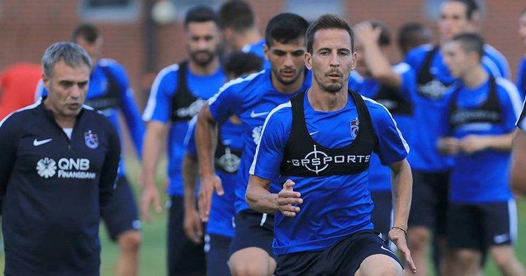Trabzonspor'da durmak yok