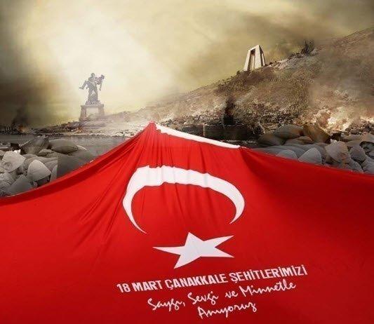 Çanakkale Zaferi kutlama mesajları! En güzel, Türk bayraklı, kısa, uzun, resimli 18 Mart Çanakkale Zaferi ve Şehitleri Anma Günü mesajları ve sözleri