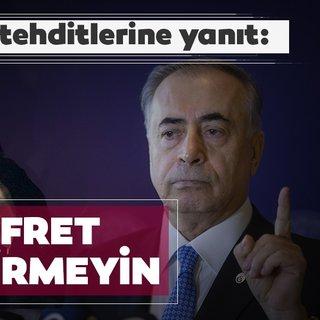 Mustafa Cengiz'den Ali Koç'un tehditlerine cevap