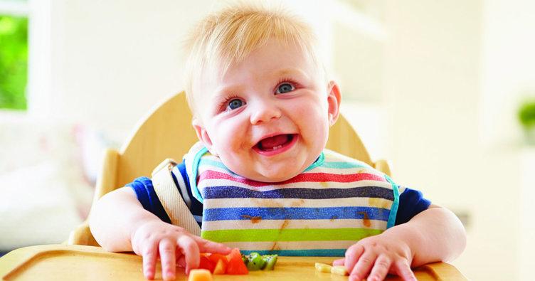 Bebeklerde dengeli beslenme