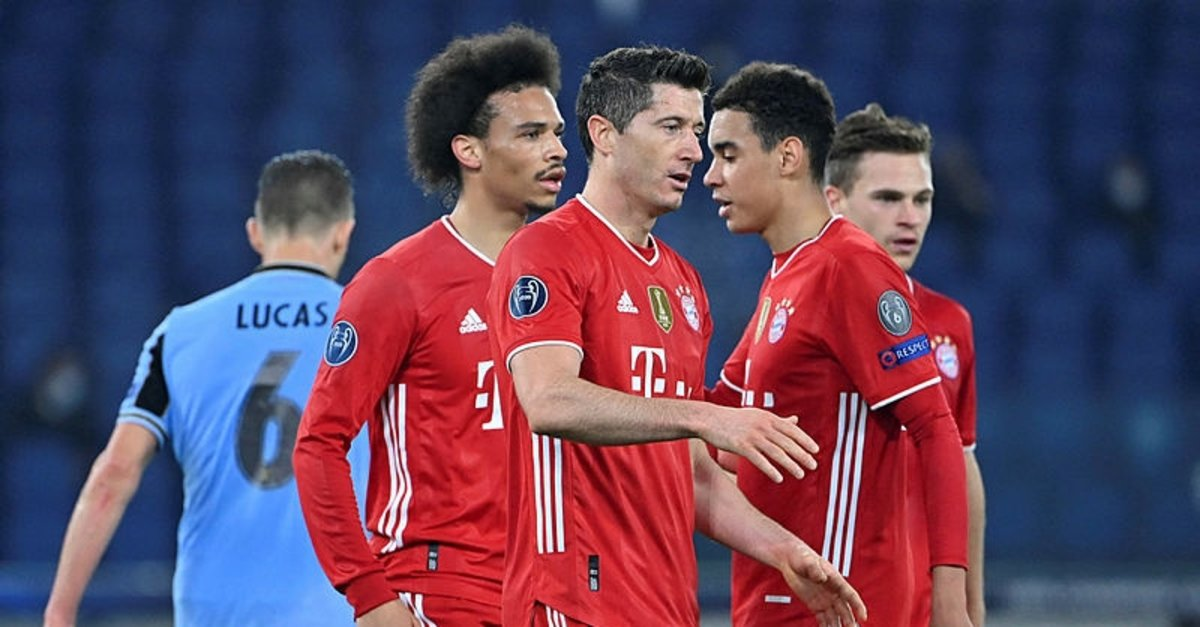 Bayern Münih, Lazio'yu farklı geçti! Lewandowski…